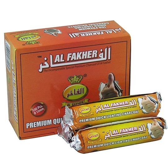 Al Fakher - Quick light kolen