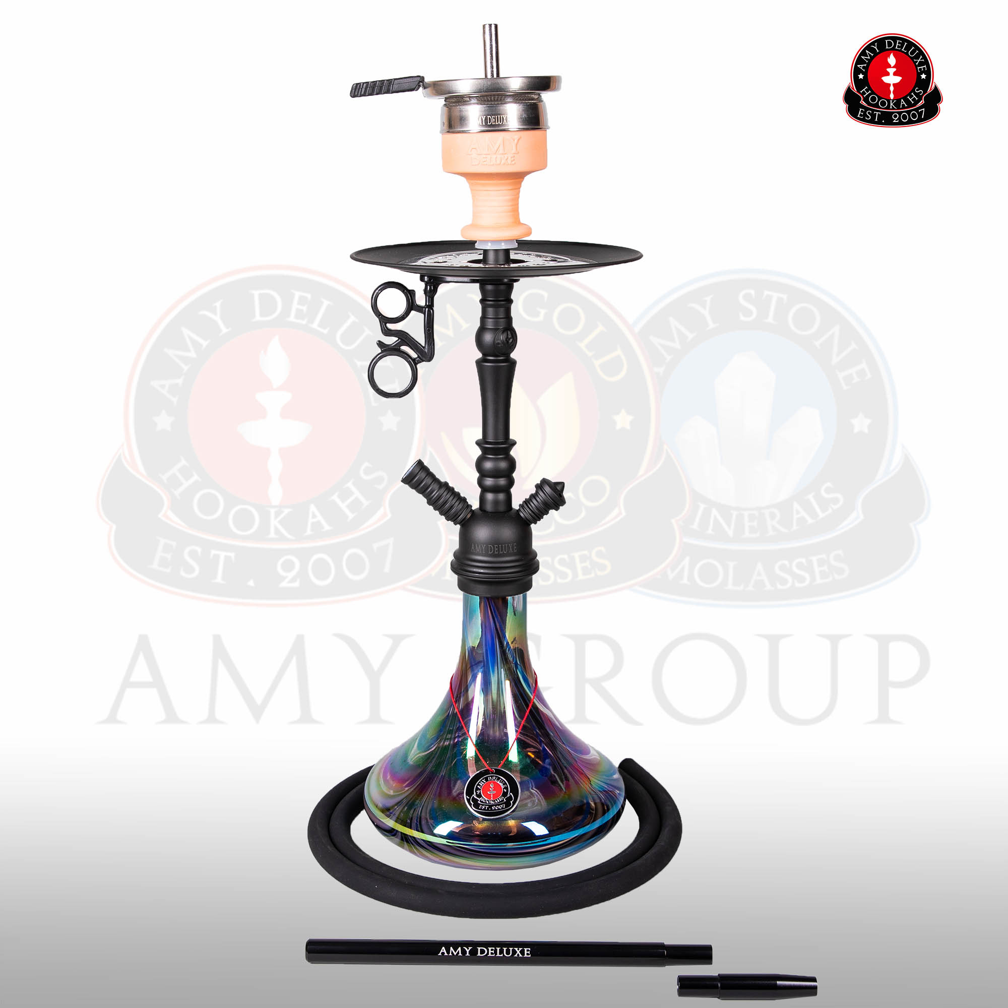 Amy deluxe middle globe 058